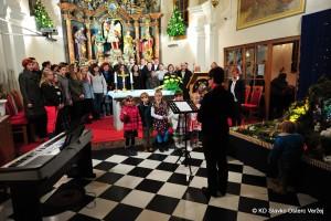 Božični koncert 2014 - KD Veržej 21