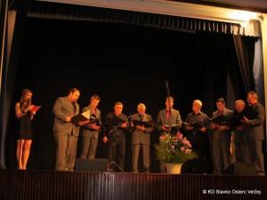 Koncert moške vokalne skupine - KD Slavko Osterc Veržej 05