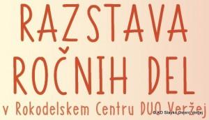 Razstava ročnih del - KD Slavko Osterc Veržej 16
